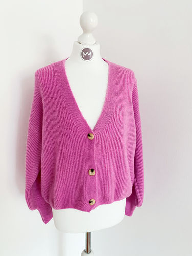 "Cardigan ""Catch"", pink"
