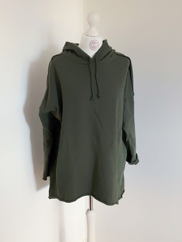 "Hoodie ""Perfect long"", khaki"